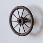 bicycle wheel knob sample